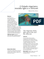 O Estado Nigeriano