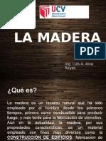 La Madera Clase 09 - Tecnomater