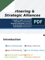 KELOMPOK - Partnering & Srategic Alliances (1)
