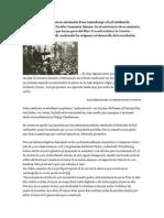 El 15 de Enero de 1919 Fueron Asesinados Rosa Luxemburgo y Karl Liebknecht