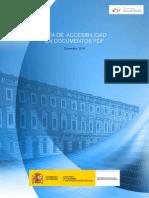 Guia Accesibilidad PDF Adobe Acrobat 9rtete-MINHAP-DTIC