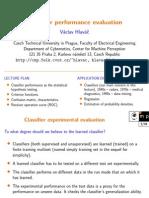 Classifier Performance -Curvas ROC - Cross Validation