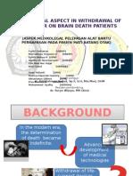 Aspek Medikolegal Pelepasan Alat Bantu Pernafasan Pada Pasien