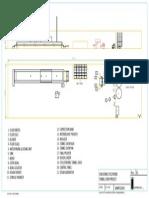 Semi Automatic Single Deck Tunnel Oven