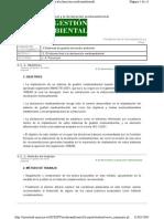 Módulo 5. El Informe Final y La Declaración Medioambiental
