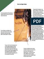 Norah Jones Front Cover Digipack Analysis