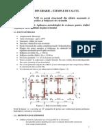 Exemple Evaluare contructii zidarie