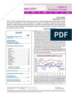 Asia Pacific Consensus Economics