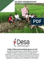 Gerakan Desa Membangun
