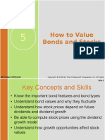 Chapter_05 How to Value Bonds and Stocks