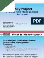 Risky Project Presentation