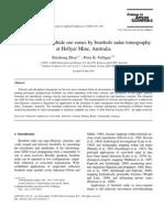 Zhou and Fullagar_2001_Applied Geophysics