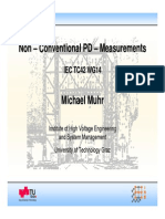 1 Muhr Non-Conventional PD-Measurements (07004-01)