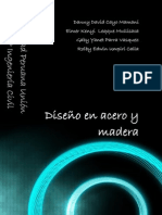 Diseño en Acero y Madera