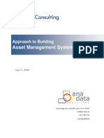 Approach To Building Asset Management