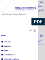 Elements of Aerospace Engineering