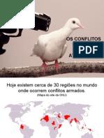 conflitos mundiais