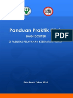 ( NEW REVISI 2014_2015 ) PANDUAN PRAKTEK KLINIK bagi dokter di fasilitas pelayanan primer