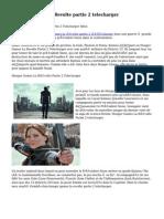 Hunger Games La Revolte partie 2 telecharger