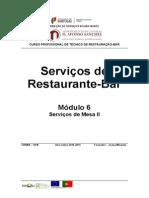 Serviço de Mesa II