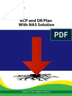 BCP and DR Plan With NAS Solution