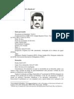 Humberto Pascaretta dossier