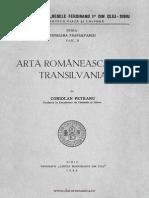 Arta Românească Din Transilvania