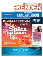 Indian Weekender 16 October 2015