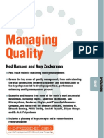 258305687 Managing Quality