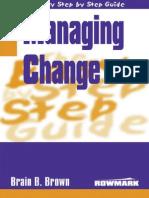 74003929 Managing Change