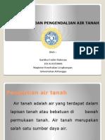 Sartika Fathir Rahman ( Pencemaran Air Tanah)