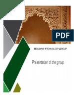 Presentation BTG