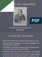 Miguel de Cervantes Saavedra1