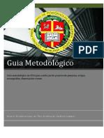 Guia Metodologico - CPAJ