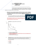 Corrección Segundo Parcial Semestre II - 2014