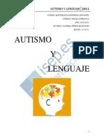 Autismo Y Lenguaje