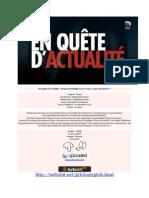 DOCUMENTAIRE en Quête d'Actualité - Eaux en Bouteille Savez-Vous Ce Que Vous Buvez