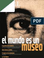 Revista Patrimonio Cultural / Museos