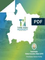Perambalur District Brochure