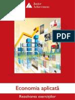 Rezolvarea Exercitiilor Economie Aplicata