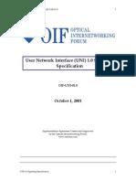 OIF-UNI-01.0
