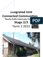 connected communities integrated unit of work for bps 2015