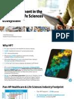 HP in Healthcare Ecosystem