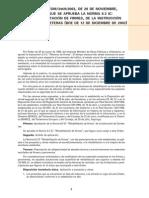 Norma 6.3-Ic Rehabilitación de Firmes (Orden Fom-3459-2003)