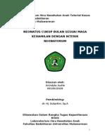 Tutorial Kasus Hiperbilirubinemia Dyta (Dr. Hendra, Sp.a)