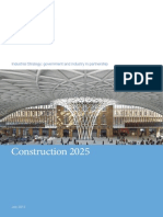 Bis 13 955 Construction 2025 Industrial Strategy