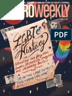 Metro Weekly - 10-15-15 - LGBT History