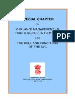 Vigilance in PSE