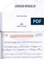Lenguaje Musical 3