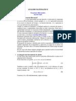 Teoría Ecuaciones Diferenciales
